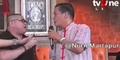 Anton Medan Nyaris Gelut dengan Pengacara Kalijodo di TV One
