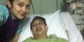 Augie Fantinus Masuk Rumah Sakit Karena Sakit Jantung