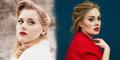 Berwajah Mirip, Ellinor Hellborg Disebut Kembaran Adele