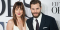 Ciuman Panas Dakota Johnson-Jamie Dornan Awali 'Fifty Shades Darker'
