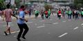 Demo Anarkis Sopir Taksi Jakarta Gegerkan Dunia