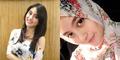 Foto Cantik Berhijab, Kelakuan Nabilah JKT48 Tetap Kocak