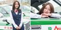 Foto: Kei Ikuta, Sopir Taksi Paling Cantik di Dunia