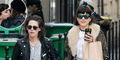 Foto Kristen Stewart Kepergok Cium Pacar Wanita Barunya di Paris