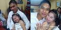 Foto: Noemi, Wanita Mungil 40 Tahun Nikahi Pemuda Tampan 25 Tahun
