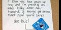 Ibu Berikan Anaknya Kondom Buat Pacaran, Tapi ada Yang Aneh!
