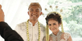 Ijab Kabul 4 Kali, Uus & Kartika Akhirnya Resmi Menikah