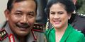 Kapolri Salah Sebut Nama Ibu Negara, Jokowi Hanya Diam
