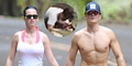 Makin Hot, Katy Perry & Orlando Bloom Ciuman di Taman