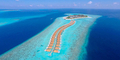 Maladewa Bangun Restoran Bawah Laut Terbesar