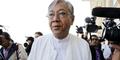 Mantan Sopir Terpilih Jadi Presiden Sipil Pertama Myanmar