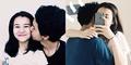 Masih ABG 14 Tahun, Aaliyah Massaid Berani Cium & Peluk Pacar