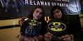 Menuju Pilgub DKI 2017, Ahok Didukung Batman