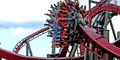 Naik Rollercoaster di Inggris Dilarang Menjerit