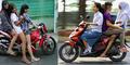 Ngeri, Begini Potret Biker Wanita Indonesia