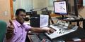 Penyiar Radio Brasil Tewas Dibedil Saat Siaran