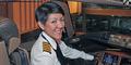 Sharifah Czarena Suriany, Pilot Wanita Pertama di Arab Saudi