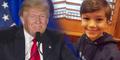 Surat Bocah 8 Tahun Menohok: 'Trump Tak Pantas Jadi Presiden'