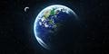 Ternyata Bumi Tidak Bulat, Tapi Elips