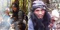 Teroris Santoso Kelaparan, Terekam Santap Anoa di Hutan