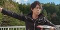 Tetsuo Kurata 'Kamen Rider Black' ke Indonesia Tahun 2017