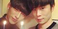 Umbar Kemesraan, Pasangan Gay Model Korea-Jepang Dipuji Netter