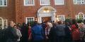 900 WNI di London Rebutan Selfie Bareng Jokowi