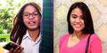 Aurel Hermansyah Tampil Tanpa Make-Up Saat Ujian Paket C
