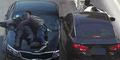 Bapak Minta Maaf Naik Kap Mobil Dibawa Ngebut Anaknya