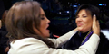 Caitlyn Jenner Ketahuan Cium Mesra Bibir Kris Jenner