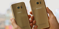 Duo Galaxy S7 Lapis Emas Dijual Mulai Rp 20 Juta