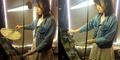 Foto Gadis Cantik Penjual Sate Bikin Netizen Heboh