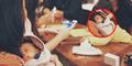 Foto Cucu Jokowi Jan Ethes di Restoran Bikin Netter Kecewa