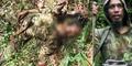 Foto Mirip Mayat Santoso di Hutan, Polisi: Tidak Benar!