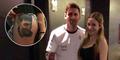 Gadis Cantik Ini Rela Bikin Tato Wajah Messi di Paha Mulusnya