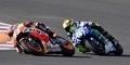 GP Argentina: Marquez Juara, Rossi Beruntung Runner-up