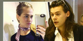 Harry Styles Pernah Pacari Pramugari Cantik Megan Smith?