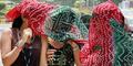 Hawa Panas Menyengat, 160 Warga India Tewas Dehidrasi