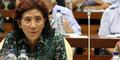 Jawaban Menteri Susi Bungkam DPR, Tampar Pejabat Masa Lalu