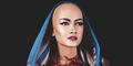 Julia Perez Nekat Gunduli Rambut Demi Penderita Kanker