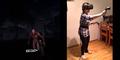 Main Game VR Horor, Wanita Ini Menjerit Histeris