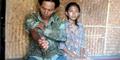 Pasangan Miskin di Kolong Jembatan Kalau Lapar Makan Kadal