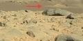 Patung Sphinx Ditemukan di Planet Mars?
