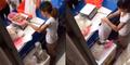 Pedagang Curang di Tiongkok Gunakan Trik Sulap 'Tangan Kilat'