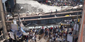 Video Robohnya Jembatan Kalkuta, 25 Orang Tewas
