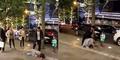 Suami Aniaya Istri di Depan Anak Dicekam Netizen