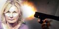 Suami Selingkuh Istri Kalap, Buah Zakarnya Ditembak