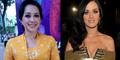 Tri Hesti Yulianti, Istri Cantik Bupati Tangerang Kembaran Katy Perry