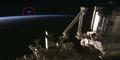 UFO Mirip Pesawat 'Millenium Falcon' Terlihat di Antariksa