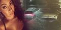 Video Detik Terakhir Mobil Mahasiswi Tewas Terendam Banjir